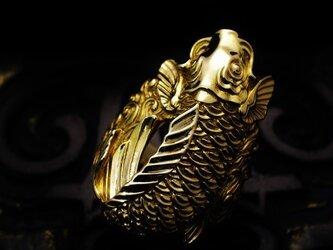 金鯉の指輪【ROF003RG】の画像