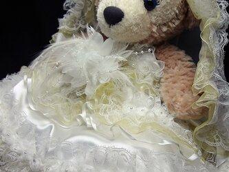シェリーメイ カラードレス リボンの画像