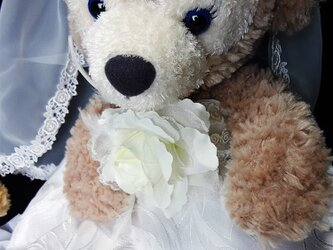 シェリーメイ ウェディングドレス ウェーブの画像