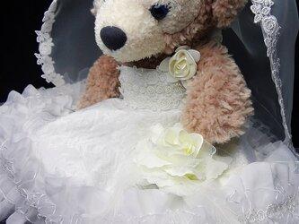 シェリーメイ ウェディングドレス ローズの画像