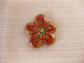 桜の箸置きの画像