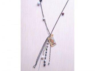 Twilight『Yacht plate Necklace』ヨットプレート ネックレスの画像