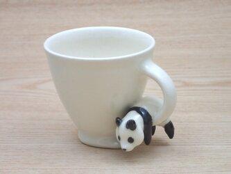 脱力パンダ・デミタスカップ−Bの画像