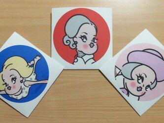 CD DVD ケース(紙製)おねえちゃんの画像