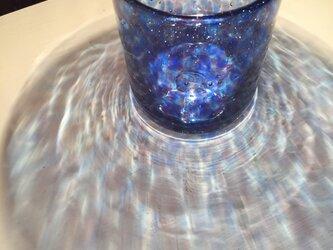 水面ロックglass  ラピスラズリの画像