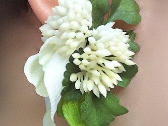 bouquet1 ピアス(片耳分)の画像