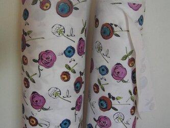 オリジナルファブリック old Rose(オールドローズ) 大 #auxld fabric  #オウルドファブリックの画像