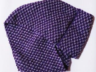 【オーダー】【CHIMI】手編みラウンドスカーフ2本セットの画像