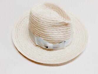 spring linen hatの画像