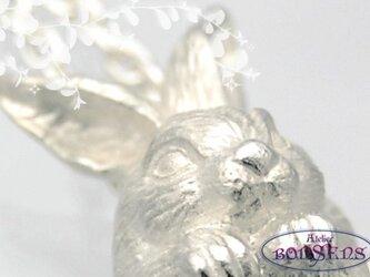 うさぎ/ラビット Silver 925/シルバー925 ペンダントの画像