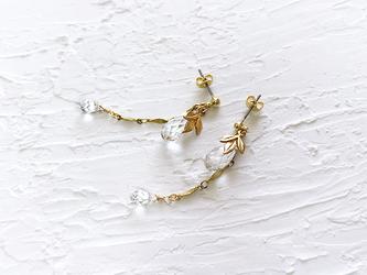 氷雫の耳飾りの画像
