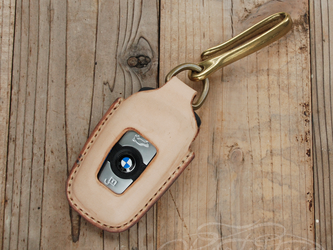 Keyless Entry Jacket for BMW #002 - Naturalの画像