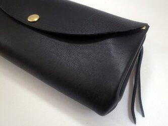 長財布 (color/ブラック)の画像