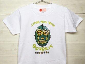 MASK Green Tシャツの画像