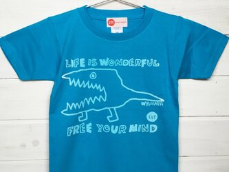 WANIRA Kids Tシャツの画像