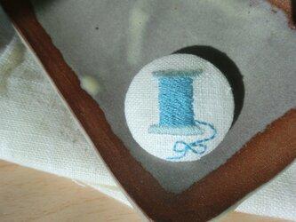 いとまき(水色糸)の画像