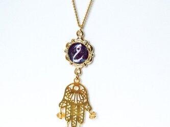 ファティマの手ネックレスの画像