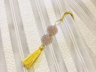 M's netsuke ~ yellow~の画像