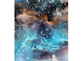 この星も僕の哀しみも、ちっぽけなものなんだ 【A3】サイズ の画像