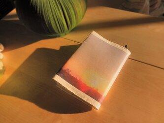 ブックカバー[送料込] - tokyo sunsetの画像