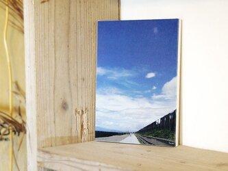 リサイクルフォトパネル|ビーチサイドカレンダー'11/3-4の画像