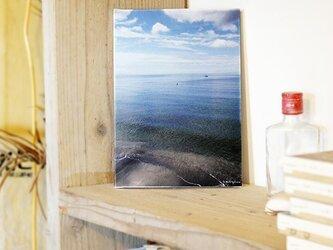 リサイクルフォトパネル|ビーチサイドカレンダー'11/5-6の画像
