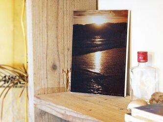 リサイクルフォトパネル|ビーチサイドカレンダー'11/9-10の画像
