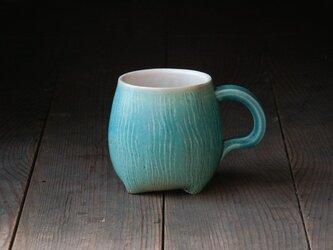 マグカップ(ペルシャ釉 マグ380ml)の画像