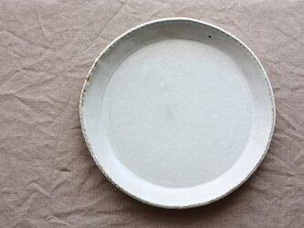 gizagizaリム皿(大/白)の画像