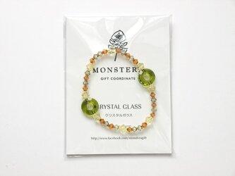 クリスタルガラスアクセサリーの画像