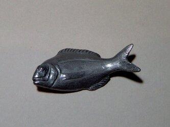鯛の箸置の画像