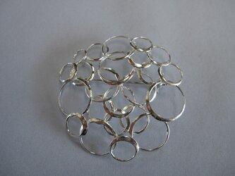 Silver brooch ②(再出品)の画像