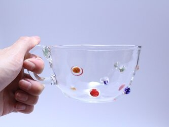 『スープカップ』耐熱ガラスの画像