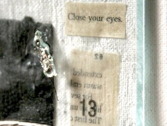 【Close your eyes】Specimen 024の画像