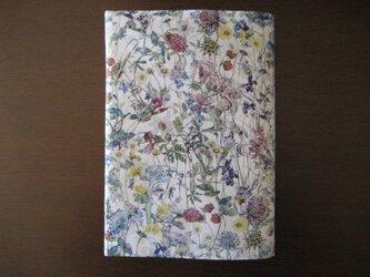 リバティプリント 単行本用(Wild Flowers A)の画像