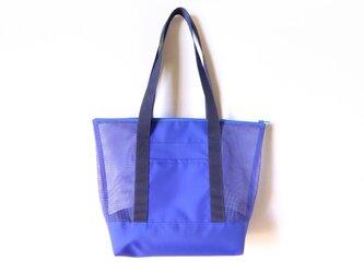 efghさまオーダー品・スポーツバッグSサイズ(ブルー)の画像
