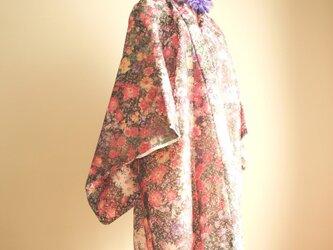 kimono D/#フラワーラッセルレース C/#PKの画像
