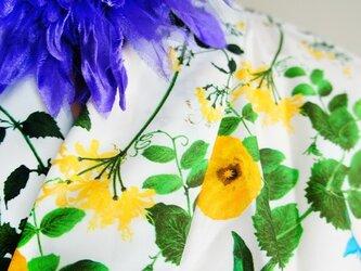 kimono D/#植物図鑑 C/#YEの画像