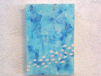 魚の入学式(転写)の画像