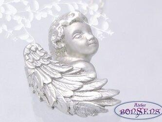 愛らしい天使 Silver925 シルバー エンジェル ペンダントの画像