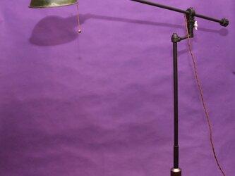 アンティ-ク風  ハイスタンド照明  AHS-1001の画像