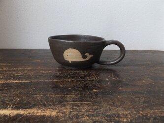 どうぶつのスープカップ(くじら)の画像