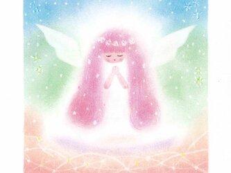 ゆるかわ天使さん(お祈り天使)の画像