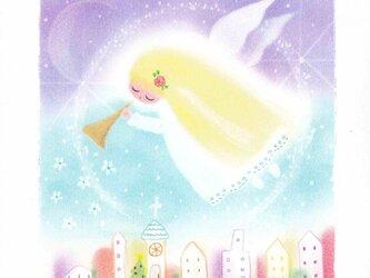ゆるかわ天使さん(聖なる夜に)の画像