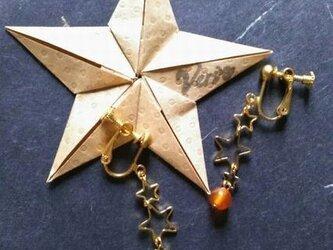 CARNELIAN earringsの画像