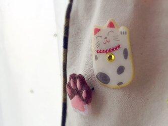 まねきネコさん*鈴の画像