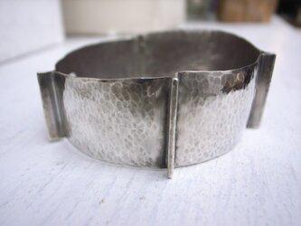 silver950 バングルの画像
