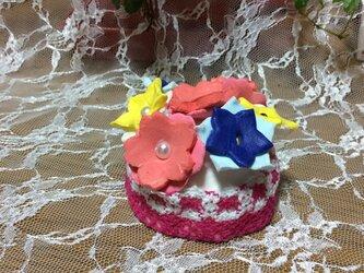 お花のドーム2の画像