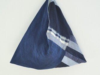 azuma bag(ネイビー)の画像