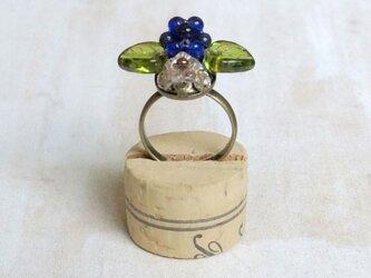 ブルーベリーの指輪 1の画像